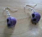 Purple skull's