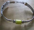 Stone bracelet Yellow