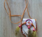 Dream catcher purse