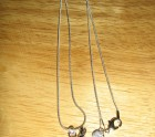 Silver Hare on chain