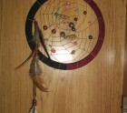 Scatter dream catcher
