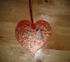 Spaniel heart