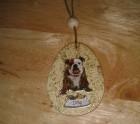 British bulldog hanger
